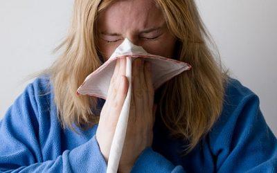 Sporten met griep of verkoudheid